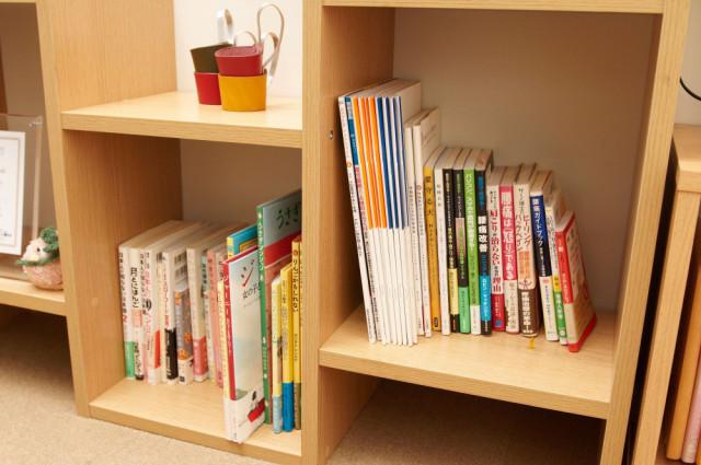 大人だけでなくお子様用の本もあります